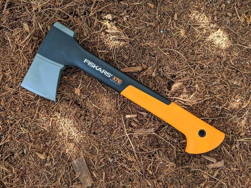 Fiskars X7 Hatchet Review: Trash or Treasure? - Timber Gadgets