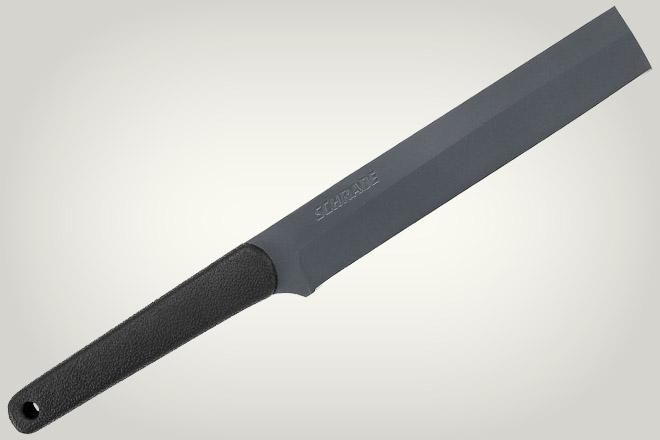 BTI Fixed Blade Froe