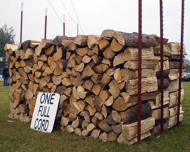 Full Cord of Wood
