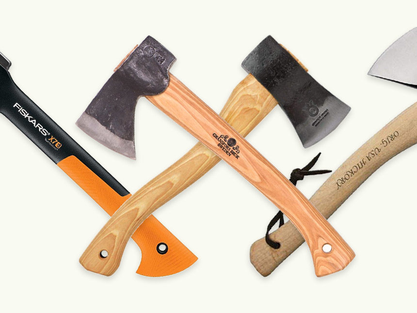 The 5 Best Hatchets For The Money - Timber Gadgets